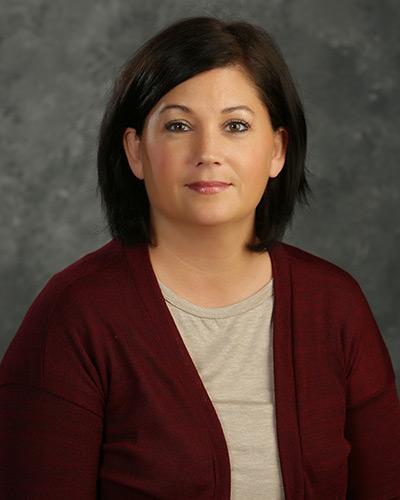 Canton Academy Headshot of Val Hutchinson