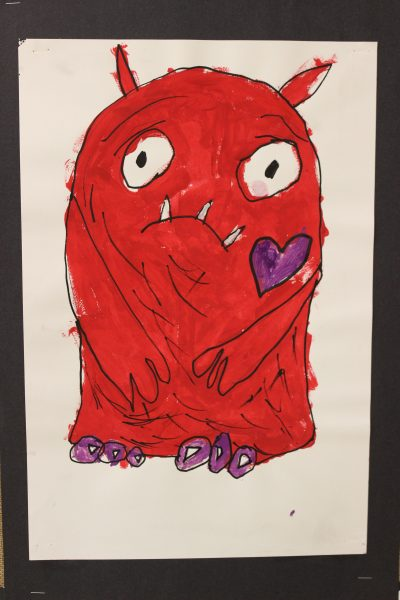 Canton Academy Student Artwork