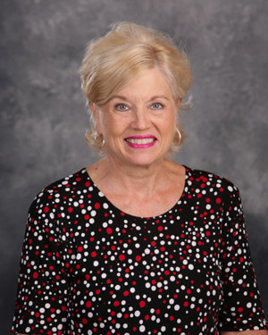 Canton Academy Headshot of Nan James