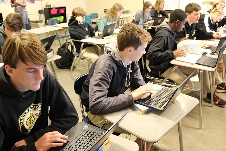 Canton Academy Prospective Students FQAs